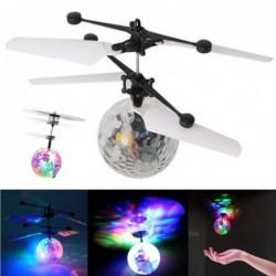 Flying Ball Changement De Couleur Mini Drone - Jouet D'hélicoptère à Induction Infrarouge
