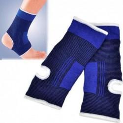 Gym Protection Cheville Et Muscle Sport Bleu 1 Paire
