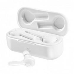 Tw08 Tws Ecouteurs Bluetooth 5.0 Casque Sans Fil Avec Microphone Pour Téléphone Blanc -vendeur Signally