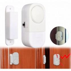 Simplisim: Alarme Anti Effraction De Porte Fenetre Caravane Garage Maison Sirene Livré 48h Lotx3