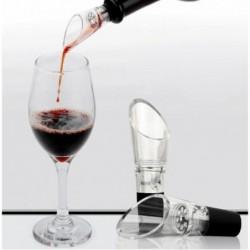 Tonsee®aérateur De Vin Acrylique Essentiel Ensemble Rapide Aération Versant Vin Verser Dispositif