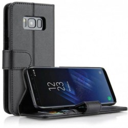 Etui Coque Housse Portefeuille Pour Samsung Galaxy A6 2018