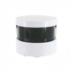 Compact Sonic Cleaner Sans Fil Pour Bijoux / Appareils Dentaires (blanc)