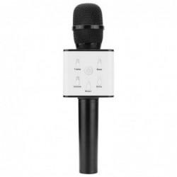 Q7 Microphone Portable Sans Fil Portable Ktv Karaoké Lecteur Pour Téléphones Intelligents