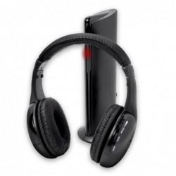 5in1 Salut-fi Casque Sans Fil Casque Stéréo Pour Pc Portable Tv Fm Radio Mp3 Xyq50625128a