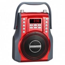 Carte De Haut-parleur Stéréo Portable Sans Fil Bluetooth Super Power Square Square Yyy60706682rd