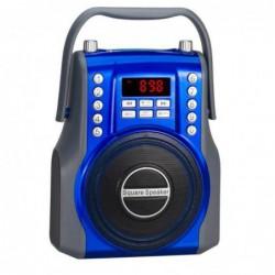Carte De Haut-parleur Stéréo Portable Sans Fil Bluetooth Extérieure Super Power Square Bu Lin ^ 940