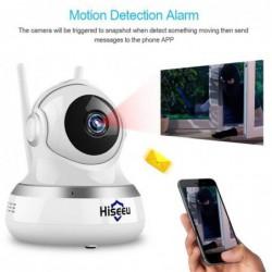 Hiseeu 1080p Ip Camera-eu Plug
