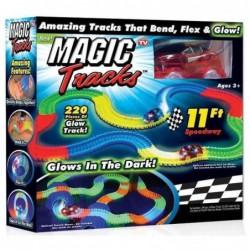 Magic Tracks 220 Pièces De Piste