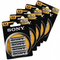 Lot De Piles Sony Aa R6 - 48 Piles