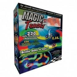 Magic Tracks Le Circuit Incroyablement Amusant Et Modulable Qui Brille Dans Le Noir