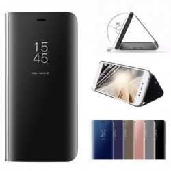 Coque Miroir Noir Iphone X