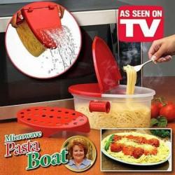 Cuiseur à Pate Micro Onde Pasta Boat