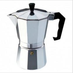 Cafetière Italienne Aluminium Moka - 300ml 6 Tasses
