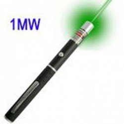 Pointeur Laser Vert 1mw