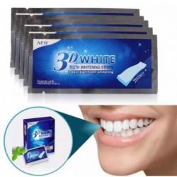 My Deal 3d White Pack 14 Paires Saveur Menthe Sachets Bandes Blanchissantes Strips Blanchiment Dentaire Profes...
