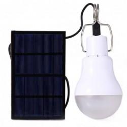 Lampe à énergie Solaire 130lm Portable Led Ampoule Solaire