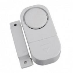 10x Sans Fil Maison Fenetre Porte Cambrioleur Systeme D'alarme De Securite Capteur Magnetique