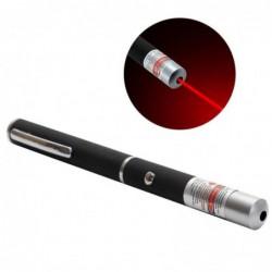 Stylo Pointeur Laser Noir Avec Indicateur D'écran Rouge Pour Enseigner La Présentation Ppt