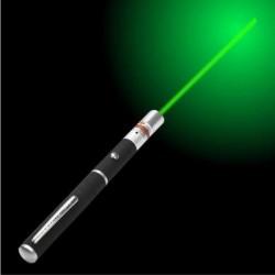 New Stylo Pointer Pointeur Laser Vert Green Visible 1mw Portée Jusqu'a 5 Kms Idee Cadeau Neuf En Stock Envoi ...