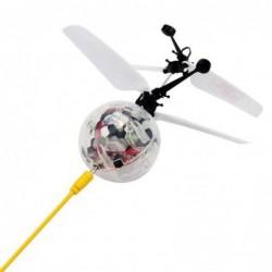 Infrarouge à Induction Ball-rc Ball Infrarouge Mini Avion à Induction Lumière Clignotante Jouets à Distanc...