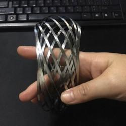 Anneaux De Flux Kinetic Spring Bracelet Sensory Interactive Cool Jouets-1072