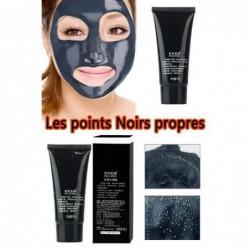 Boue Noire Masque Blackhead Remover Deep Cleansing Peel Acné (capacité: 60g / Ml)