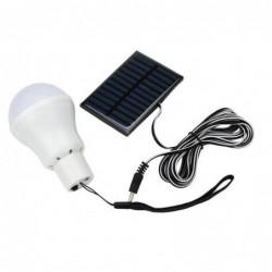 Portable Solar Powered Led 12 Rechargeable Ampoule Lumière Extérieure Lampe Camping Jardin Sghakiutyy1854