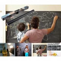 Rouleau Sticker Ardoise 45x200cm + 5craies
