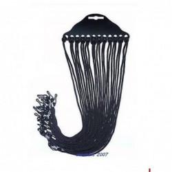 Lot 12 Cordons Noir Pour Lunettes Neuf