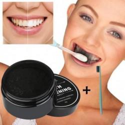 Dentifrice Blanchiment Des Dents Naturel Organique Charbon De Bois Bambou Dentifrice