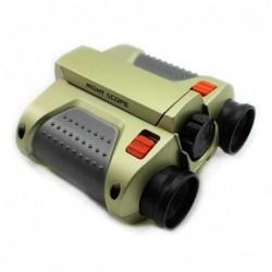 La Surveillance De L'enfant De Télescopes De Vision De Nuit Portée Jumelles Avec Led Don